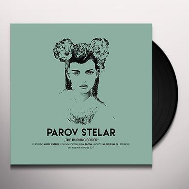 Parov Stelar BURNING SPIDER Vinyl Record