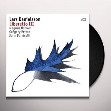 Lars Danielsson LIBERETTO III Vinyl Record