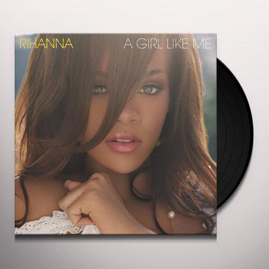 Rihanna GIRL LIKE ME Vinyl Record