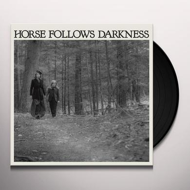 Delia Gonzalez HORSE FOLLOWS DARKNESS Vinyl Record