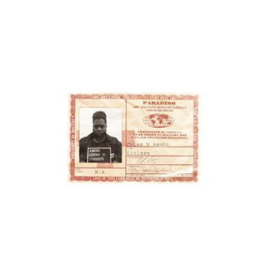 Chino Amobi PARADISO Vinyl Record