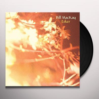 Bill Mackay ESKER Vinyl Record