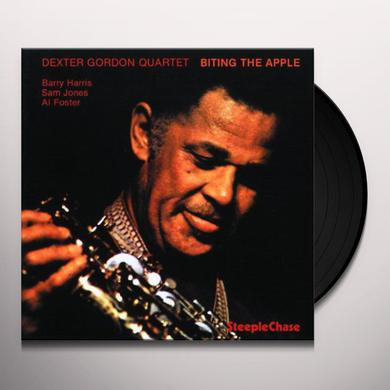 Dexter Gordon BITING THE APPLE Vinyl Record