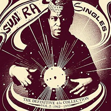 Sun Ra SINGLES 2 (45 BOX SET) Vinyl Record