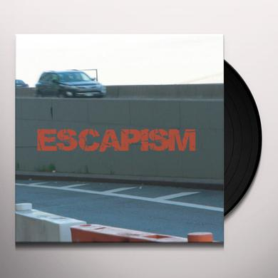 Capt P ESCAPISM Vinyl Record