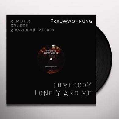 2raumwohnung SOMEBODY LONELY AND ME (REMIXES) Vinyl Record