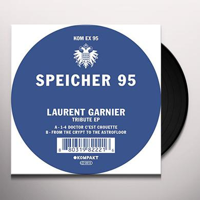 Laurent Garnier TRIBUTE Vinyl Record