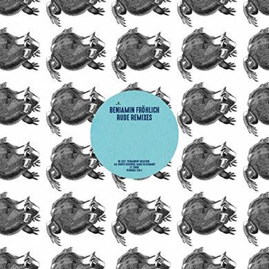 Benjamin Frohlich RUDE REMIXES Vinyl Record