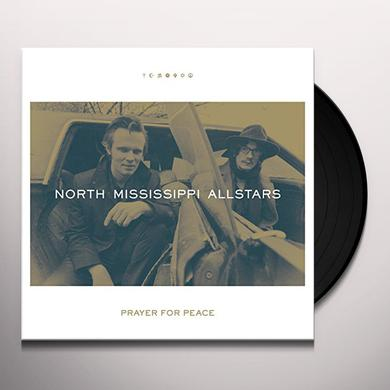 North Mississippi Allstars PRAYER FOR PEACE Vinyl Record