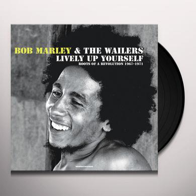 Bob Marley LIVELY UP YOURSELF: ROOTS OF A REVOLUTION 1967-71 Vinyl Record