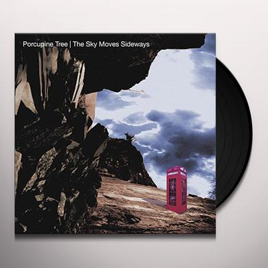 Porcupine Tree SKY MOVES SIDEWAYS Vinyl Record