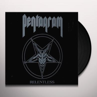 Pentagram RELENTLESS Vinyl Record