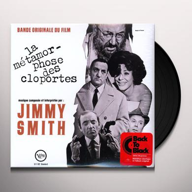 Jimmy Smith LA METAMORPHOSE DES CLOPORTES / O.S.T. Vinyl Record
