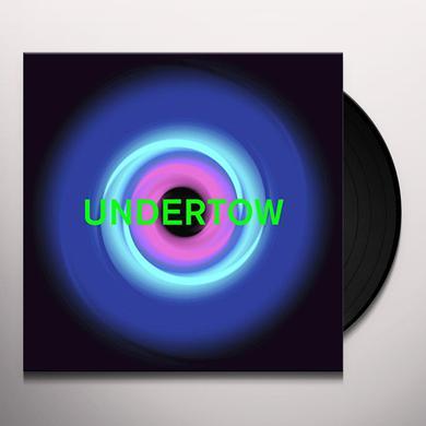 Pet Shop Boys UNDERTOW Vinyl Record