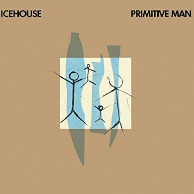 Icehouse PRIMITIVE MAN Vinyl Record