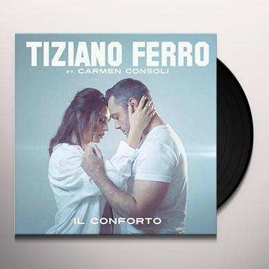 Ferro Tiziano IL CONFORTO / EL CONSUELO Vinyl Record