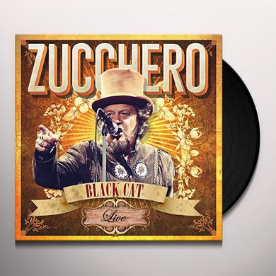 Zucchero BLACK CAT LIVE FROM ARENA DI VERONA Vinyl Record