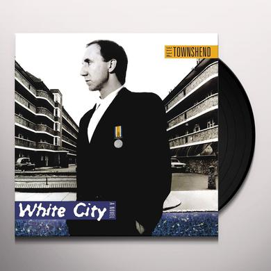 Pete Townshend WHITE CITY: A NOVEL (BLUE VINYL) Vinyl Record