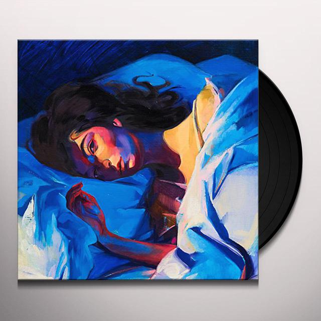 Lorde MELODRAMA Vinyl Record