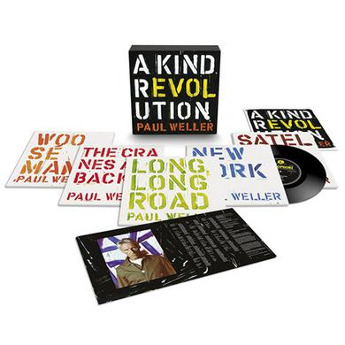 Paul Weller KIND REVOLUTION Vinyl Record