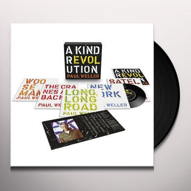 Paul Weller KIND REVOLUTION Vinyl Record