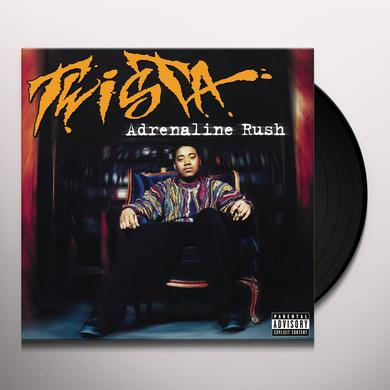 Twista ADRENALINE RUSH Vinyl Record