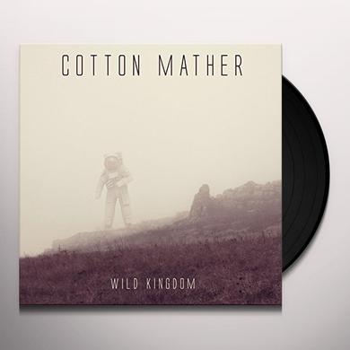 Cotton Mather WILD KINGDOM Vinyl Record