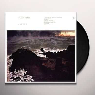 Fleet Foxes CRACK-UP Vinyl Record