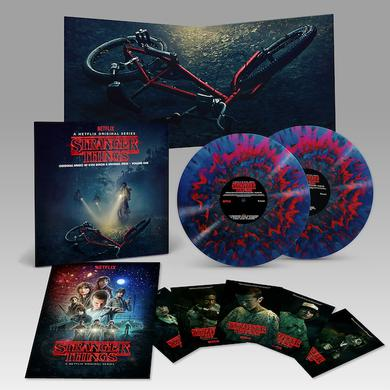 Kyle Dixon / Michael Stein STRANGER THINGS: DELUXE EDITION 1 Vinyl Record