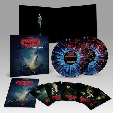 Kyle Dixon / Michael Stein STRANGER THINGS: DELUXE EDITION 2 Vinyl Record