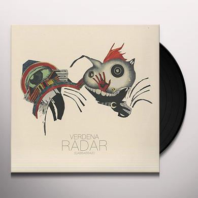 Verdena RADAR (EJABBABBAJE) Vinyl Record