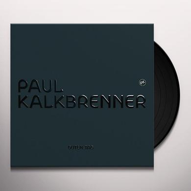 Paul Kalkbrenner GUTEN TAG Vinyl Record