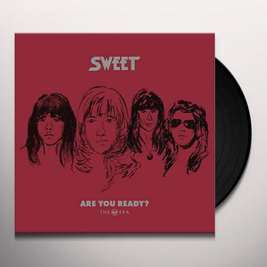 Sweet ARE YOU READY Vinyl Record