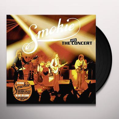 Smokie CONCERT Vinyl Record