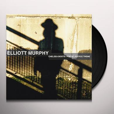 Elliott Murphy CHELSEA BOOTS / POETIC JUSTICE THEME (UNRELEASED) Vinyl Record