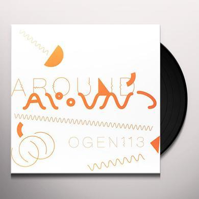 Tim Burgess / Peter Gordon AROUND Vinyl Record