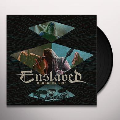 Enslaved ROADBURN LIVE Vinyl Record