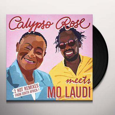 CALYPSO ROSE MEETS MO LAUDI Vinyl Record