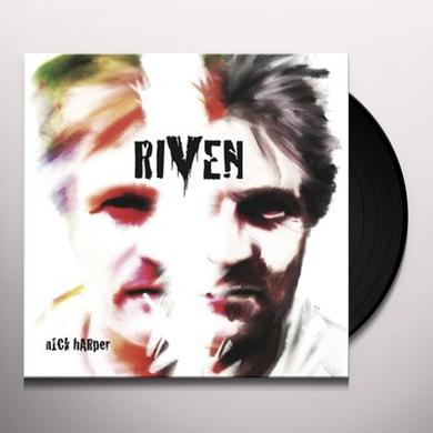 Nick Harper RIVEN Vinyl Record