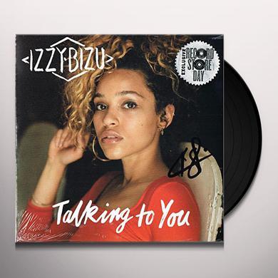 Izzy Bizu TALKING TO YOU Vinyl Record
