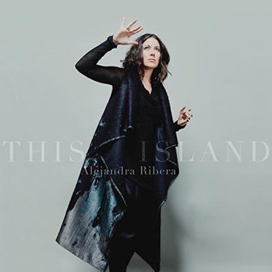 Alejandra Ribera THIS ISLAND Vinyl Record