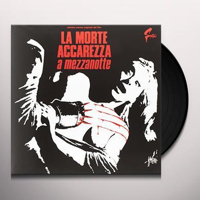 Gianni Ferrio LA MORTE ACCAREZZA A MEZZANOTTE Vinyl Record