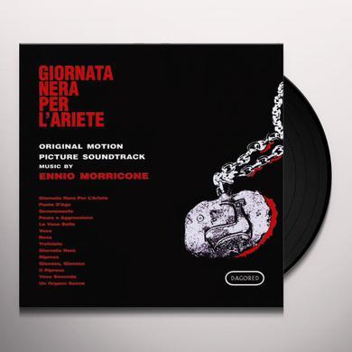 Ennio Morricone GIORNATA NERA PER L'ARIETE / O.S.T. Vinyl Record