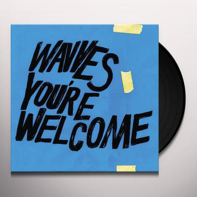 Wavves YOU'RE WELCOME Vinyl Record