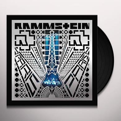 RAMMSTEIN: PARIS Vinyl Record
