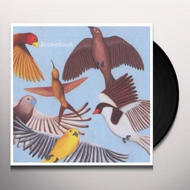 Brokeback LOOKS AT THE BIRD Vinyl Record