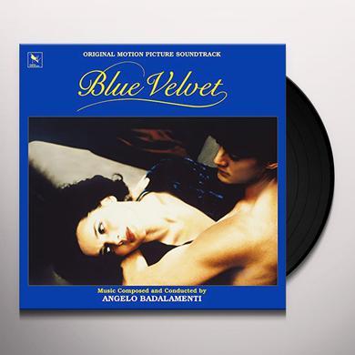 Angelo Badalamenti BLUE VELVET (SCORE) / O.S.T. Vinyl Record