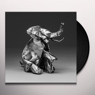 JLIN BLACK ORIGAMI Vinyl Record