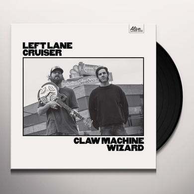Left Lane Cruiser CLAW MACHINE WIZARD Vinyl Record