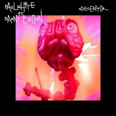 Paul White ACCELERATOR / LIONS DEN Vinyl Record